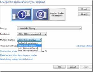 Zwei Monitore Verbinden : so richten sie zwei monitore f r die doppelte bildschirmgr e ~ Jslefanu.com Haus und Dekorationen