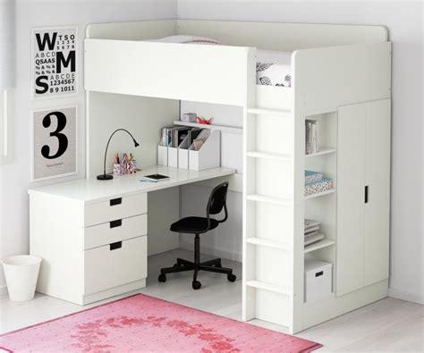 Hochbett Fuer Kinder by Hochbett Quot Stuva Quot Ikea Inklusive Schreibtisch