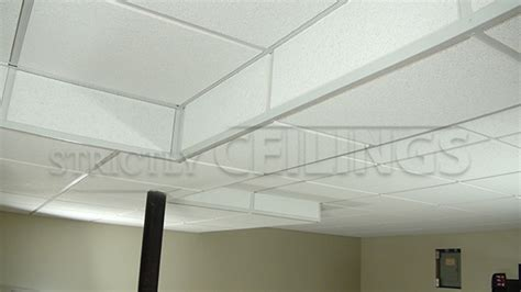 Suspended Ceiling Panels 2x4 by High End Drop Ceiling Tile Commercial And Residential