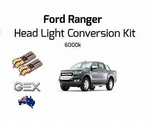 Dodge Light Clips New Ford Ranger 2016 Led Fog Lights Headlights Conversion
