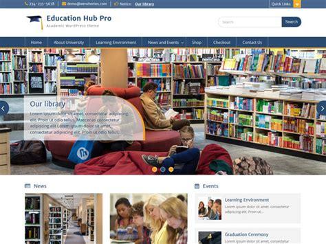 education hub pro themepalace