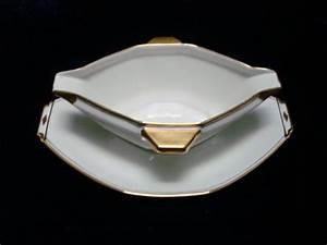 Objet Art Deco : sold vendu keramis ebay sauci re art d co porcelaine de limoges objets vendus ~ Teatrodelosmanantiales.com Idées de Décoration