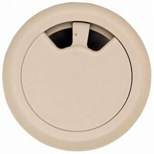 ge 2 in furniture hole cover beige discontinued 76298 With 1 furniture hole cover