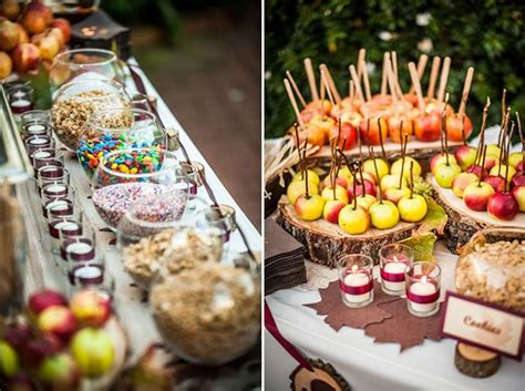 Creative Food And Drink Bars For Weddings Food And Drink