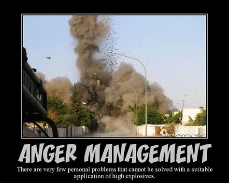 anger management poster created  fds flickr toys