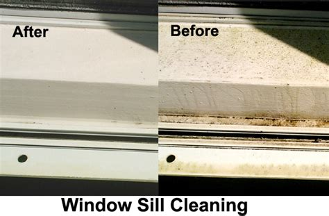 Window Sill Sealant by How To Remove Mould From Windows Curtain Clean