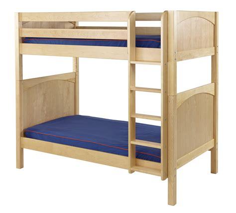 bunk bed maxtrix high bunk bed w ladder t t