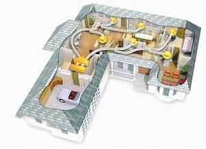 Clim Reversible Gainable : climatisation gainable daikin maison energy ~ Edinachiropracticcenter.com Idées de Décoration