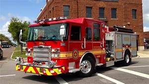 Jacksonville New Engine 4 Responding