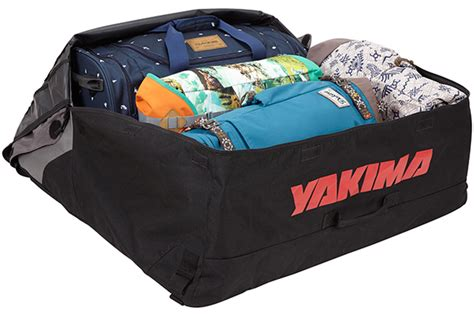 roof rack bag yakima softtop roof cargo bag free shipping
