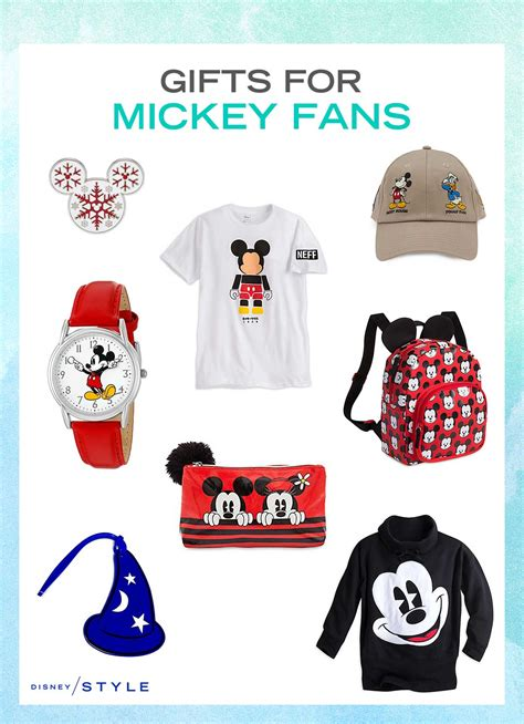gifts for disney fans all of the best mickey mouse gifts shopping