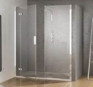 parois de douche kinedo kinespace a porte ammenagement With porte de douche 90x90