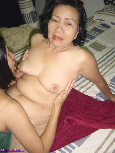 My Friend's Mature Asian Lesbians in Action