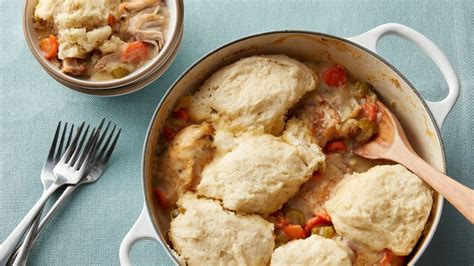 Chicken And Dumplings Recipe