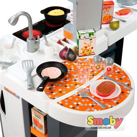 cuisine studio tefal smoby кухня smoby tefal cuisine studio xl купить кухню smoby