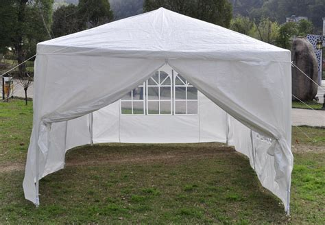 10'x 10' Party Tent Outdoor Heavy Duty Gazebo Wedding Canopy W/3 Side Walls Wedding Cake Cutting Guide Wilton Jewish Night Christian Events Company Singapore Victoria Planner Book Youtube