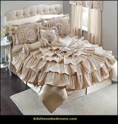 Brylane Home Bedding by Glam Conforter Set Beautiful Modern Home