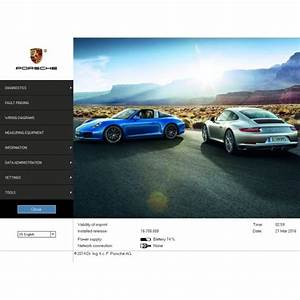 Porsche Piwis Ii V18 100   Developer Mode   Keygen