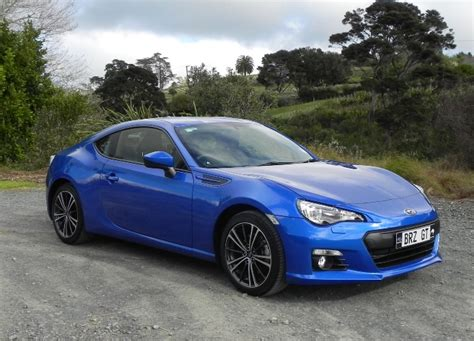Subaru Brz 2013 Car Review