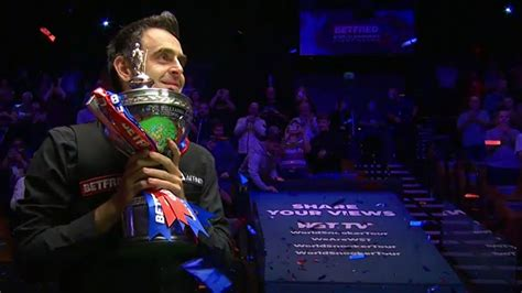 Ronnie o'sullivan's latest world snooker championship win in 2020 raised the debate over who is the greatest star in history.though he is one behi. 'Ronnie O'Sullivan is the greatest ever' - Snooker reacts ...