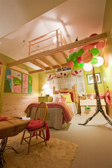 25+ best ideas about Unique teen bedrooms on Pinterest