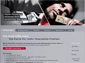 Effektiver Jahreszins Kreditkarte : audi bank kreditkarte erfahrungen unsere test note 3 0 ~ Orissabook.com Haus und Dekorationen