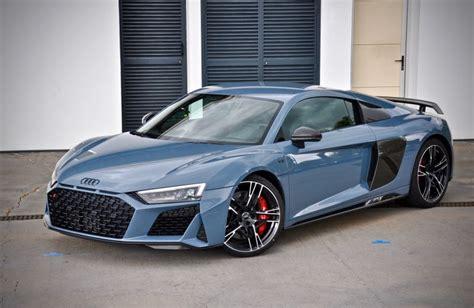 Audi R8 2020 by Drive 2020 Audi R8 Driving