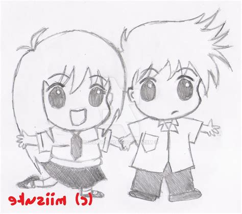 Photos Anime And Drawing Best Drawing Sketch Bestfriends Boy And Picture Drawing Easy Best Friends