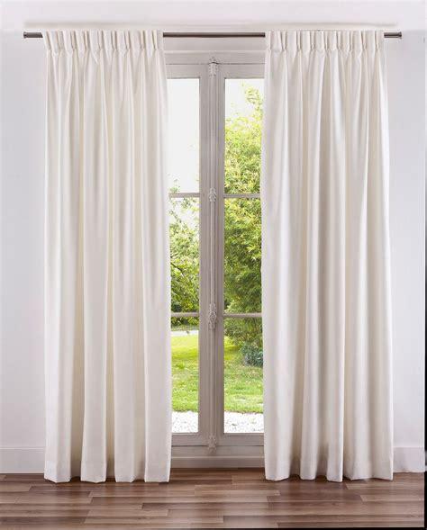 rideaux fenetre cuisine rideau blanc salon