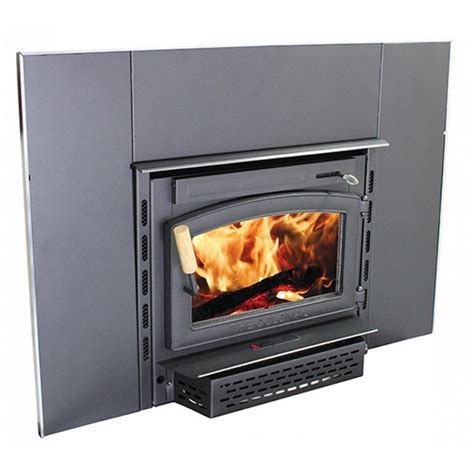 fireplace insert with blower vogelzang wood burning colonial fireplace insert with