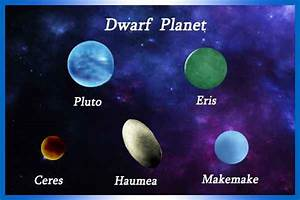Mysterious Universe: Dwarf Planet