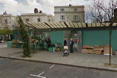 notting hill carnival toilets turquoise island half florist half toilet in notting hill ghosts