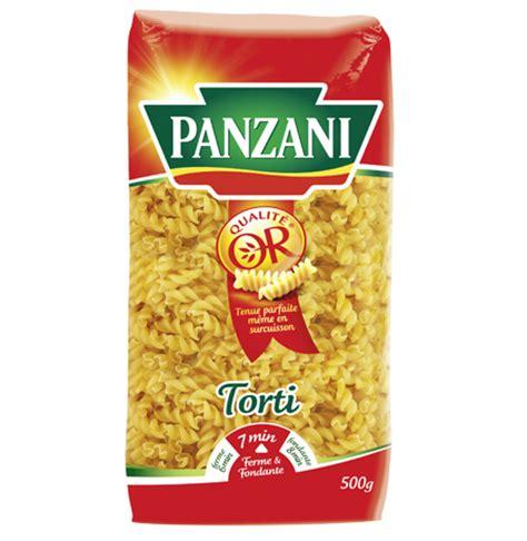 saveurs de cuisine torti panzani pates courtes