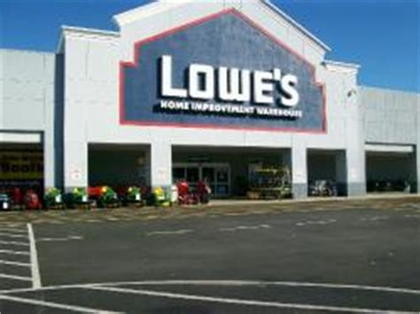 lowes home improvement  henderson nc