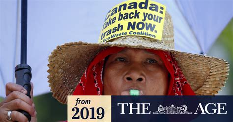 6  however, you do get your premiums back when your term expires, so that. Recycling crisis: Philippines ships 69 containers of rubbish back to Canada
