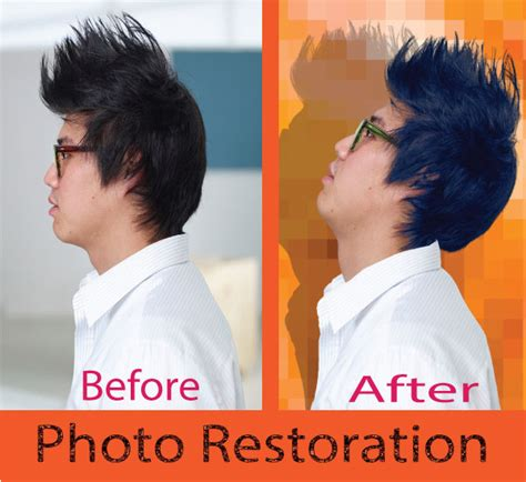 I will do any kind of photo repair, restore, colorized old ...