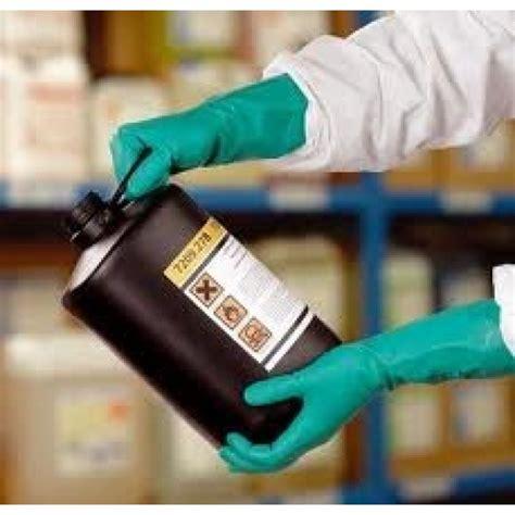 Solvex Flockline Chemical Handling Gloves - Medical Supplies