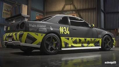 Speed Need Payback R34 Skyline Nissan