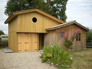 Garage Ossature Bois : agrandissement atout charpente ~ Melissatoandfro.com Idées de Décoration