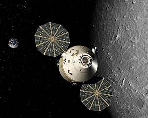 Orion in Lunar Orbit | NASA