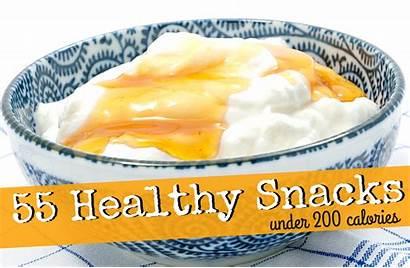 Snacks Calories Healthy 200 Under Sparkpeople Calorie