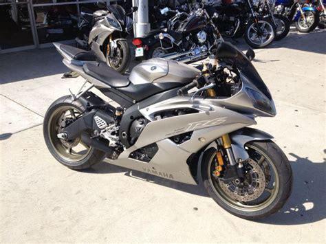 2008 Yamaha R6 by Buy 2008 Yamaha Yzf R6 Sportbike On 2040 Motos