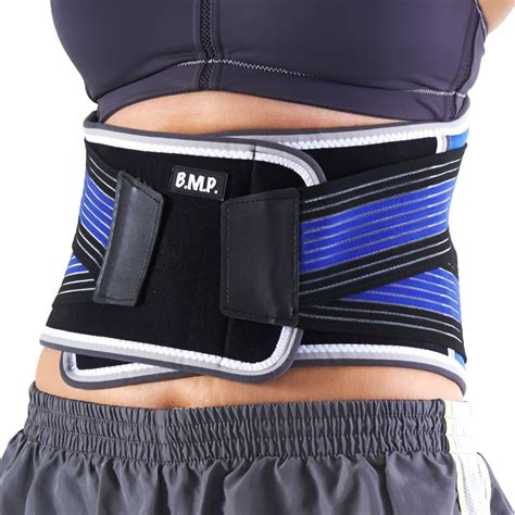 Stabilizing Lumbar Back Brace - Black Mountain Products