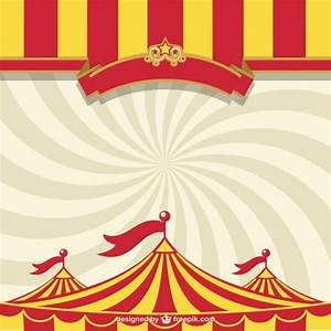 Circus tent and sunburst Vector | Free Download