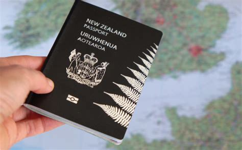 why is the colour of your passport different from mine