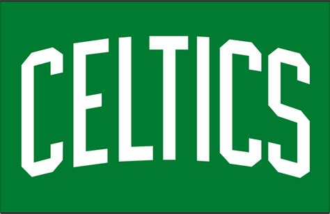 boston celtics jersey logo  present boston celtics