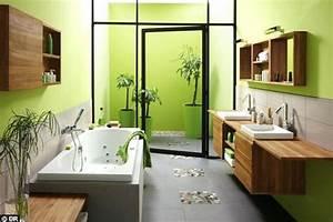 Carrelage Salle De Bain Couleur : tendance couleur salle de bain 2019 la h caratsys ~ Melissatoandfro.com Idées de Décoration