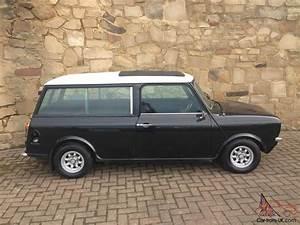 Austin Mini Clubman : 1979 austin morris mini clubman auto black ~ Gottalentnigeria.com Avis de Voitures