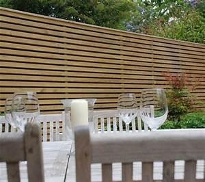 Panneau De Cloture En Bois : panneaux bois cloture pas cher ~ Premium-room.com Idées de Décoration