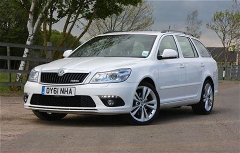 Skoda Octavia Vrs 2.0 Tdi Cr (170bhp) Vrs Estate 5d Road